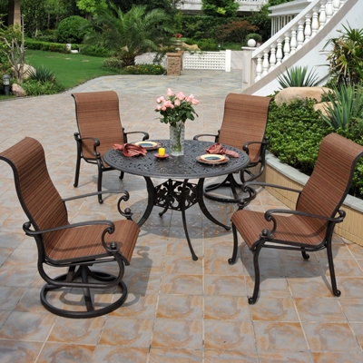 Patio Sling Furniture That Is Sure To Impress Today S Patio