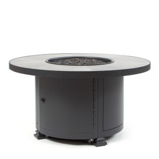 "42"" Round chat height Santorini fire pit - Urban Effect"