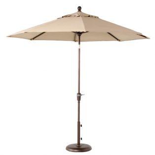 9' Market umbrella - Sand