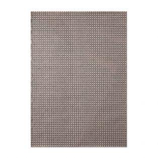 """Treasure Garden Cobblestone Gray 5'3"""" x 7'4"""" outdoor area rug"""