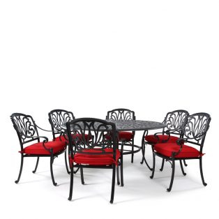 Biscayne 7 piece patio dining set