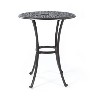 """Biscayne 30"""" round counter table"""