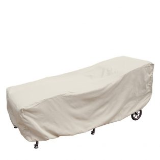 Large chaise lounge cover CP121L