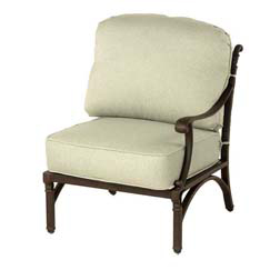 Grand Tuscany left arm chair
