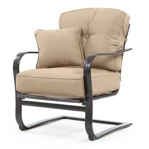 Heritage spring club chair