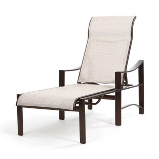 Kenzo sling chaise lounge