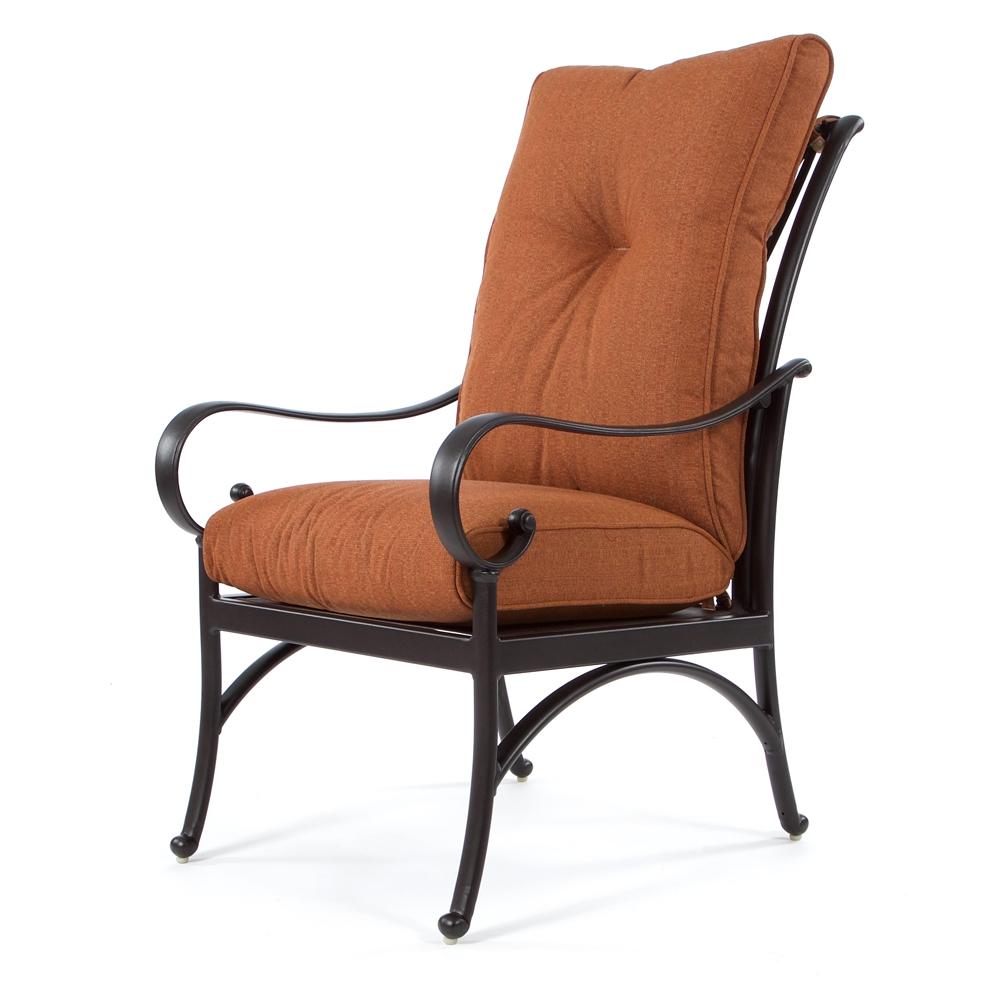 Alu Mont Santa Barbara Dining Chair