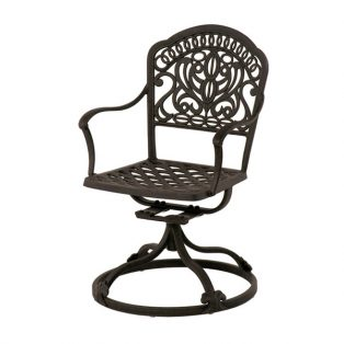 Tuscany swivel rocker chair