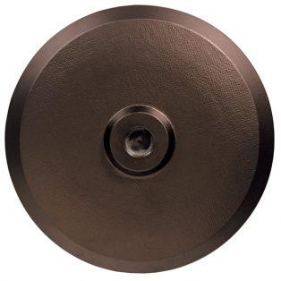 Umbrella base 50lb - Bronze top view