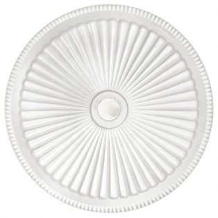 Umbrella base 50lb - Classic - White top view
