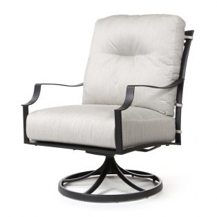 Altura swivel rocker club chair