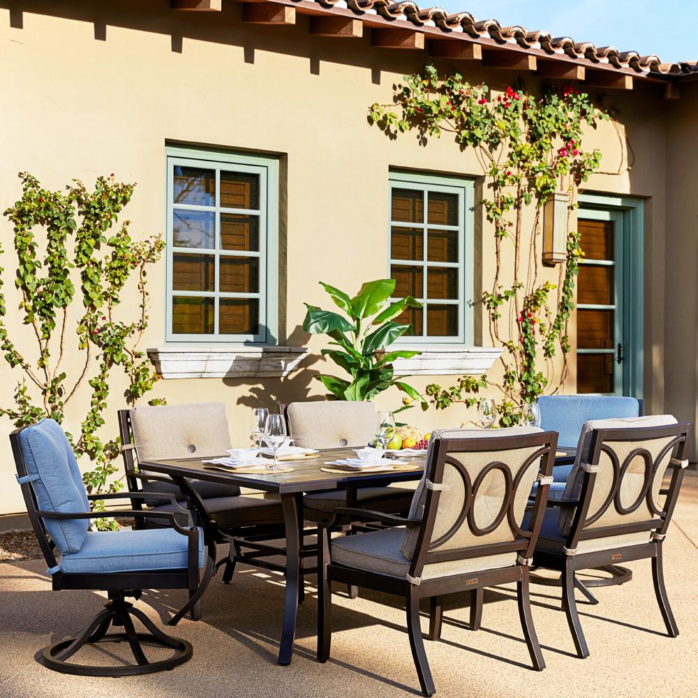 Sunvilla Bellevue Dining Chair - Spectrum Denim | Today's ...