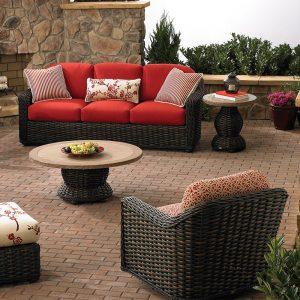 South Hampton wicker furniture