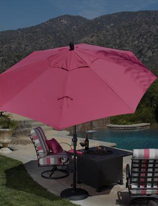 11' Market Umbrellas
