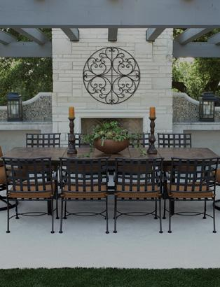 Wrought Iron Furniture Today S Patio
