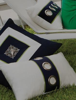 Designer Lumbar Pillows