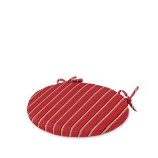 Round seat cushion