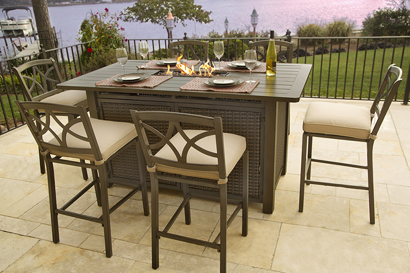 5 Pieces Of Patio Furniture Perfectly Designed For Windy Backyards Today S Patio