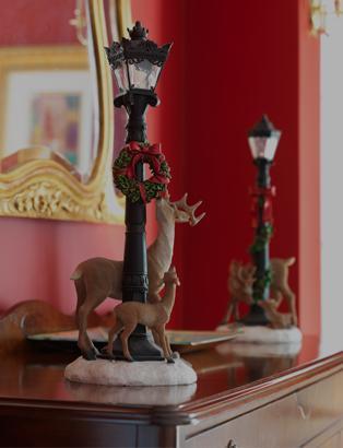 Christmas Ornaments & Figurines