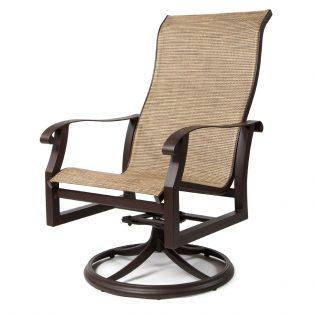 Cortland Sling Hb Sr Dining Chair