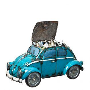 VW Beetle cooler - Aqua