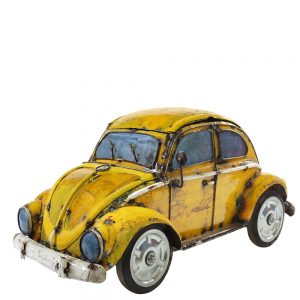 VW Beetle cooler - Yellow