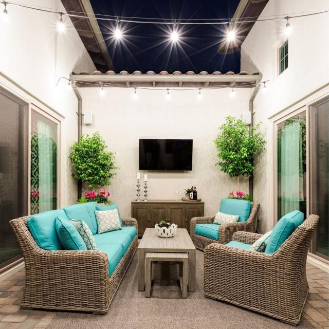 Small Outdoor Space? 3 Tips on How to Fit Your Patio Furniture - Today's Patio