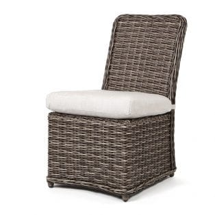 Grayhawk Hickory Side Dining Arm Chair