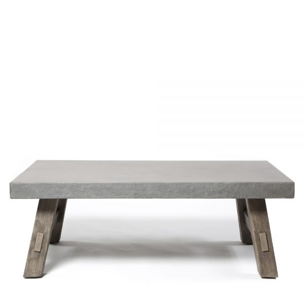 Amherst 26 X 48 Coffee Table Front