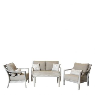 Coastal Loveseat Set