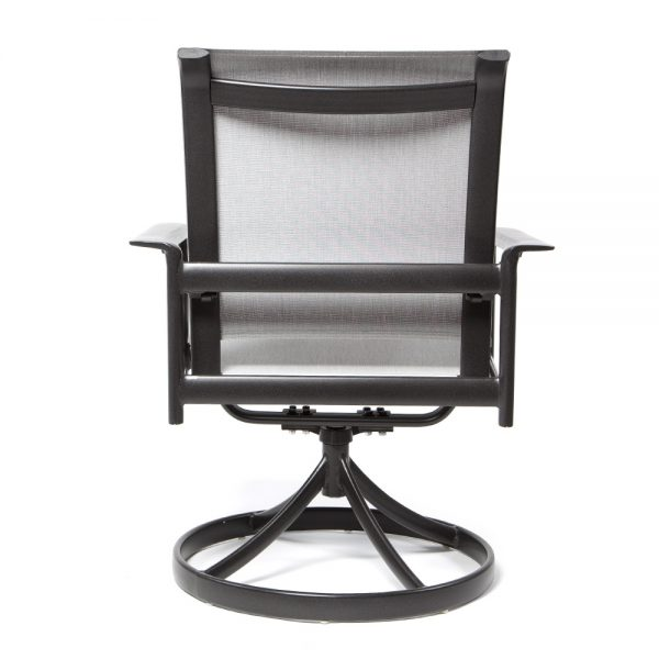 Contempo Swivel Dining Chair Back