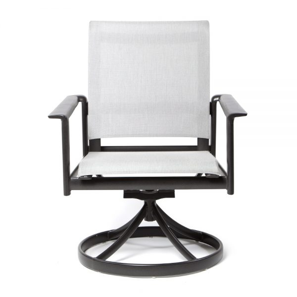 Contempo Swivel Dining Chair Front