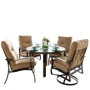 Albany 5pc Dining Set