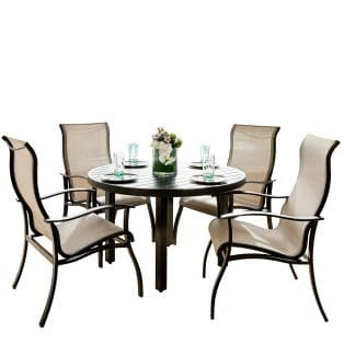 Albany Sling 5pc Dining Set