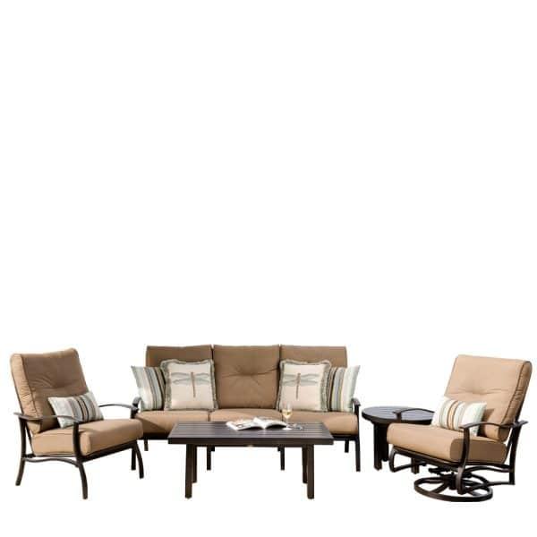 Albany Sofa Deep Seating Set